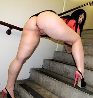 Mature High Heels Porn Pictures