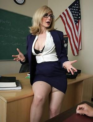 Mature Teacher Porn Pictures